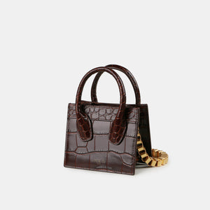 APEDE MOD Coffee Poker Face Mini Tote | MADA IN CHINA
