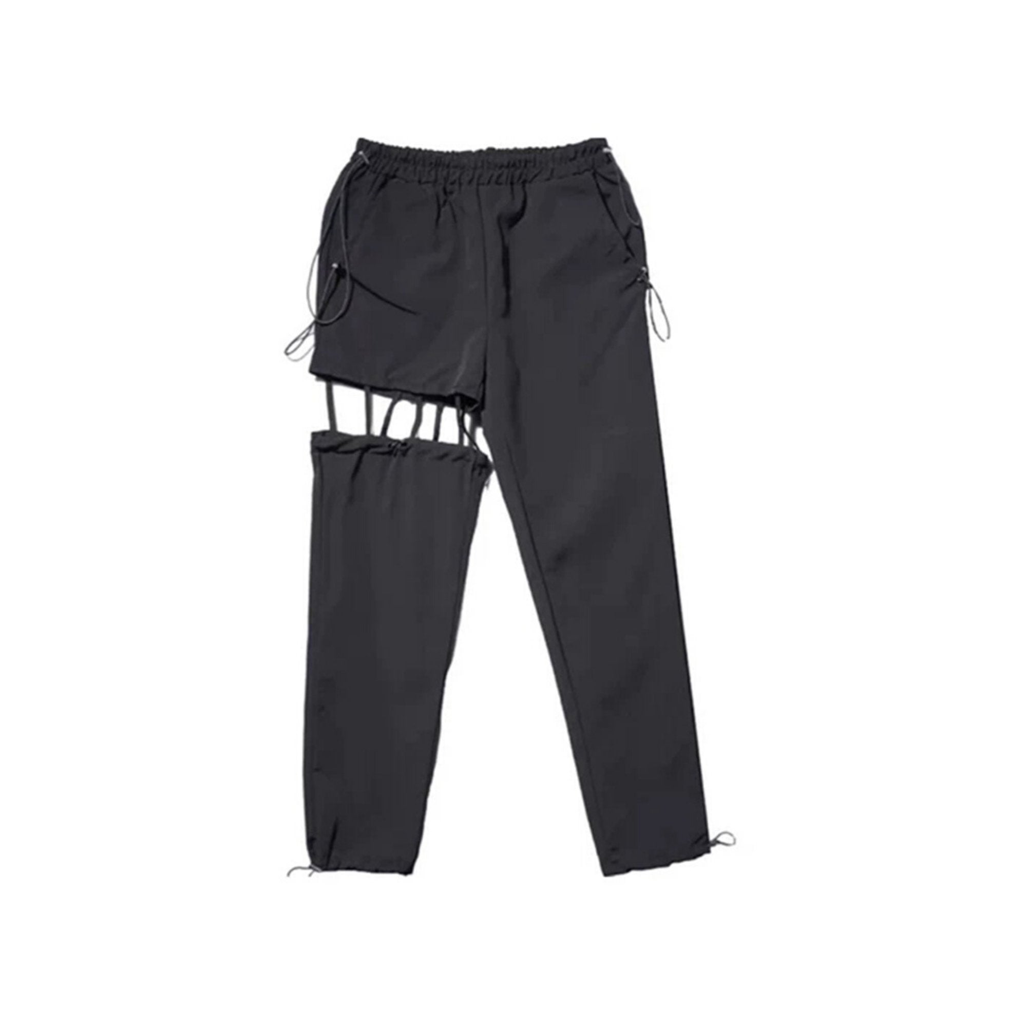 AIMME SPARROW Cut Out Pants | MADA IN CHINA
