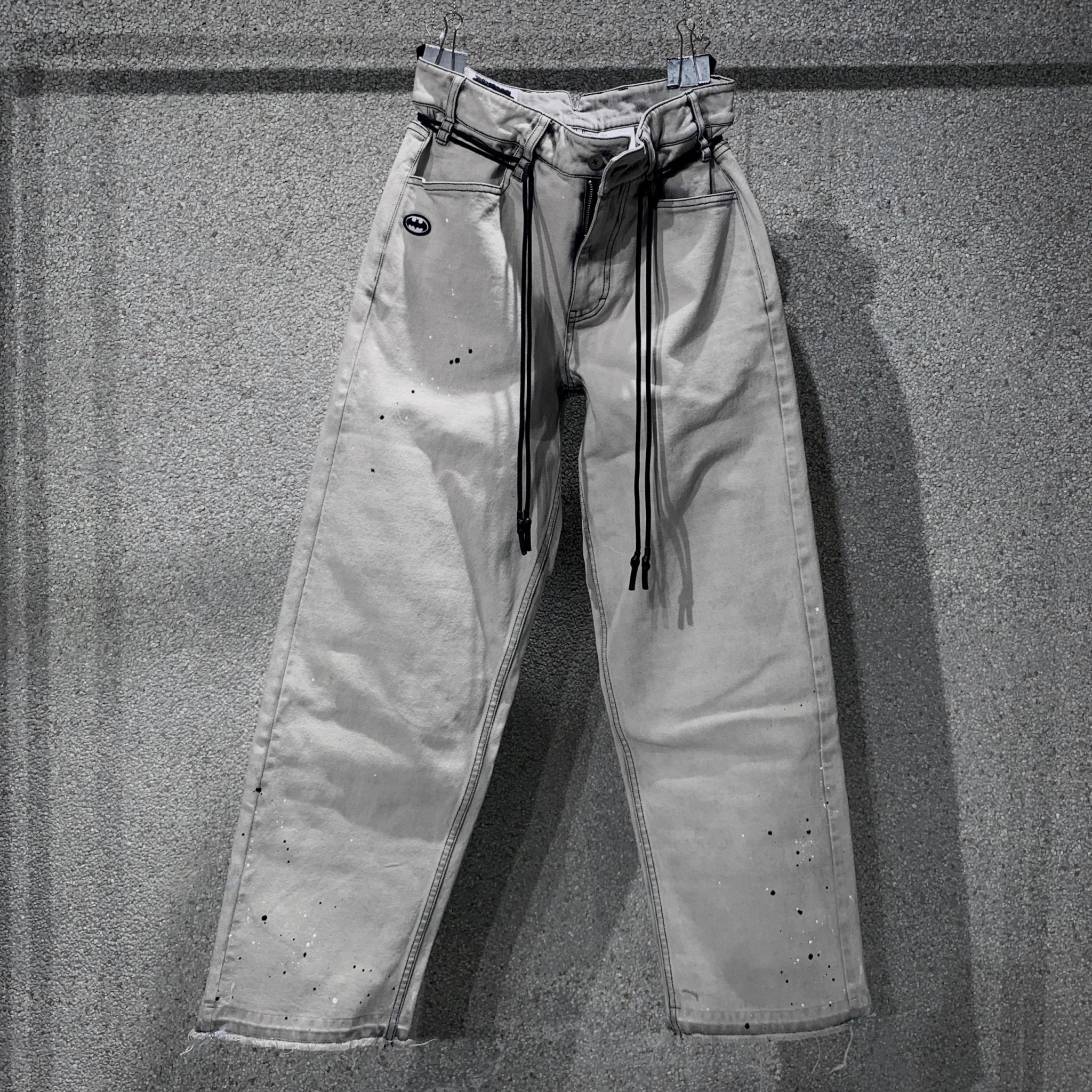 SMFK Dark Night Jeans | MADA IN CHINA