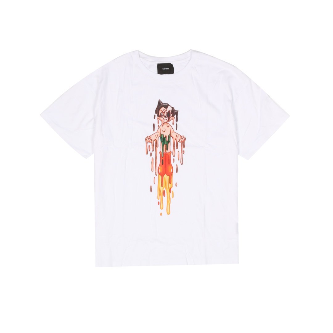 SOFITTE Dissolved Astro Boy Tee | MADA IN CHINA