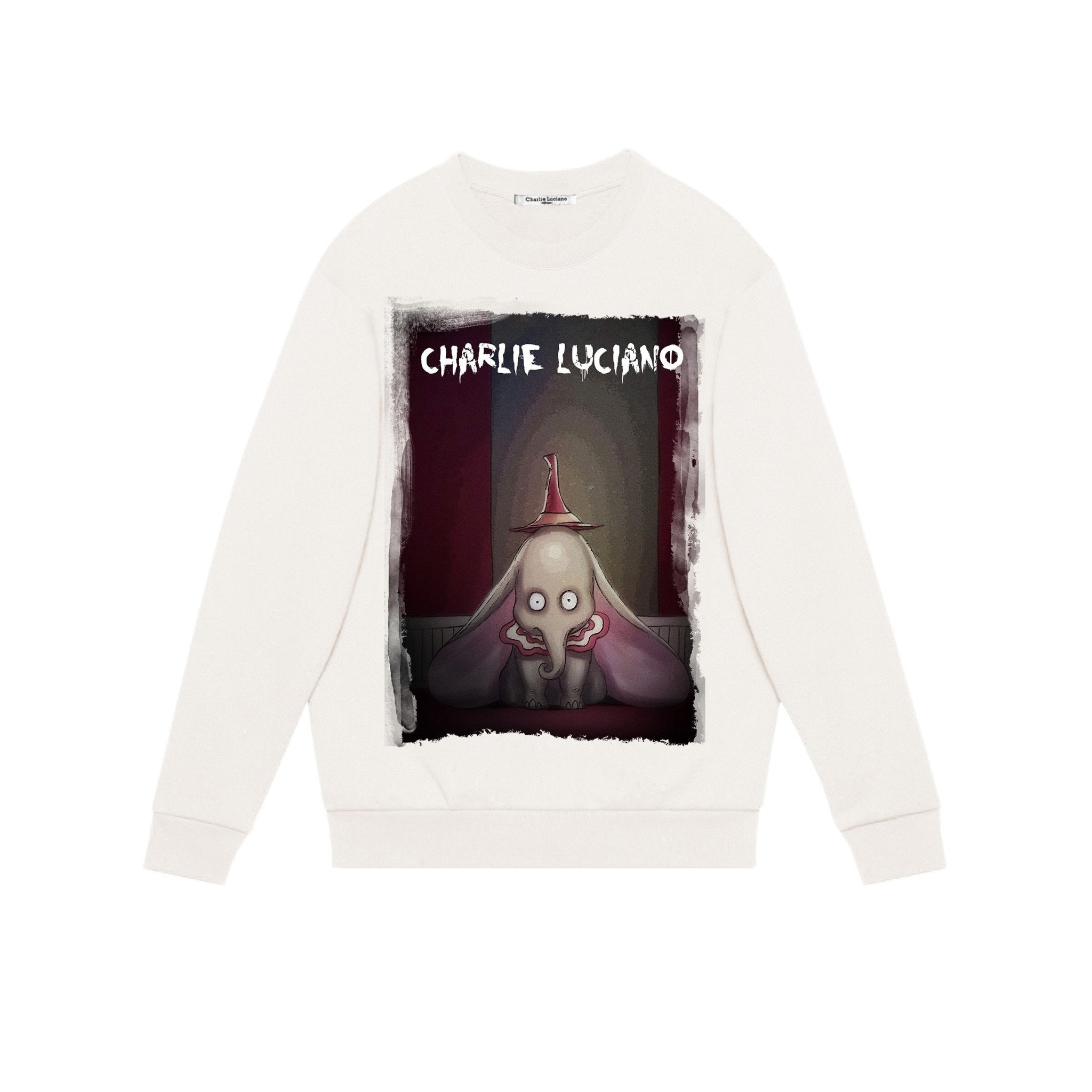 CHARLIE LUCIANO 'Dumbo' Sweatershirt | MADA IN CHINA