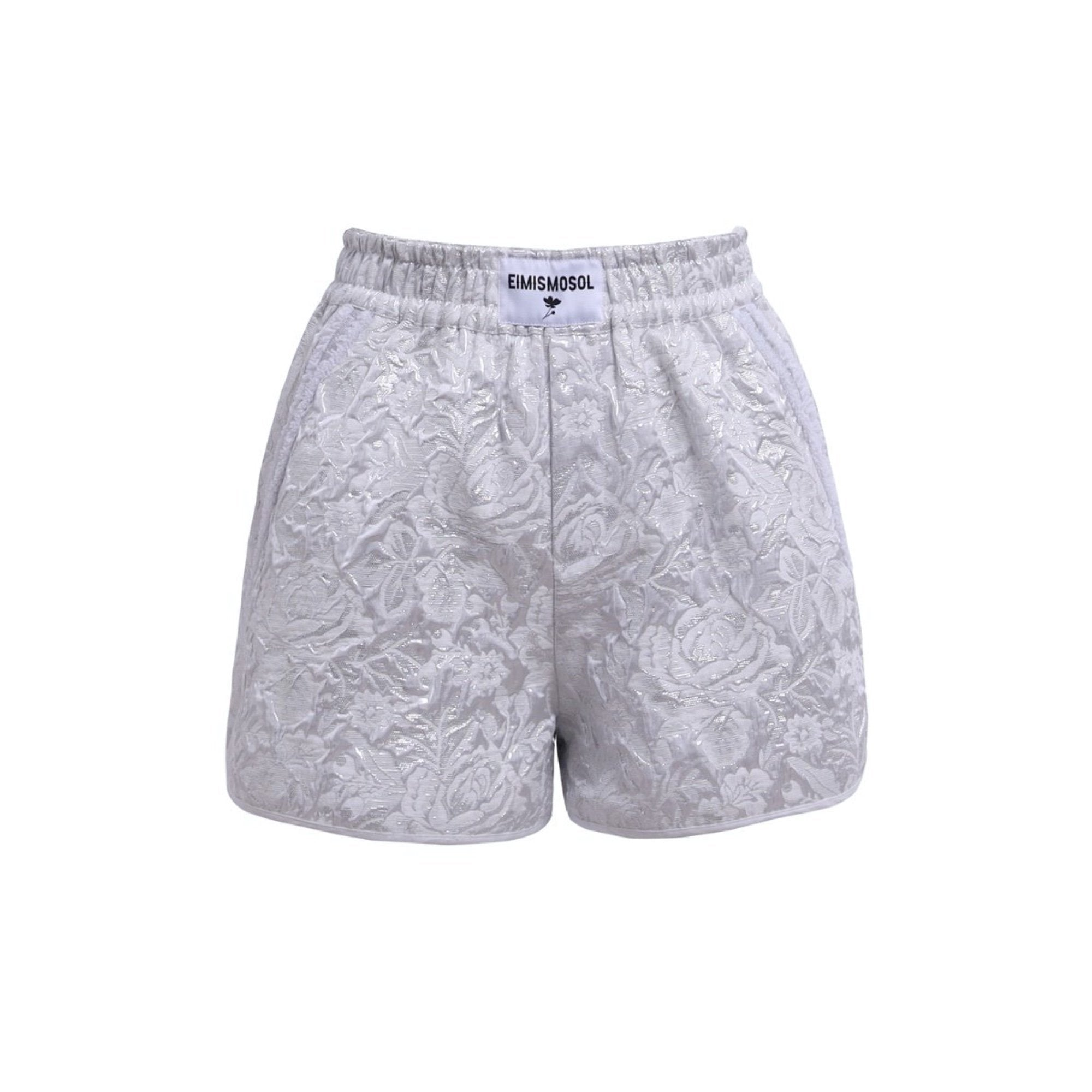 EIMISMOSOL Eimismosol Flower Shorts | MADA IN CHINA