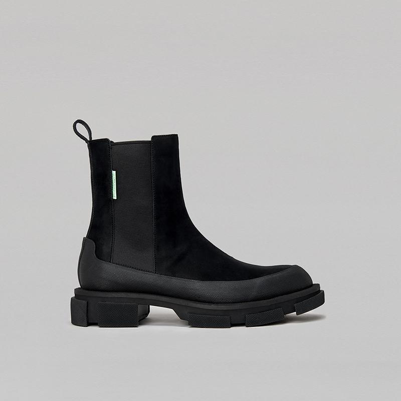 Both Gao Chelsea Boots Black | MADA IN CHINA