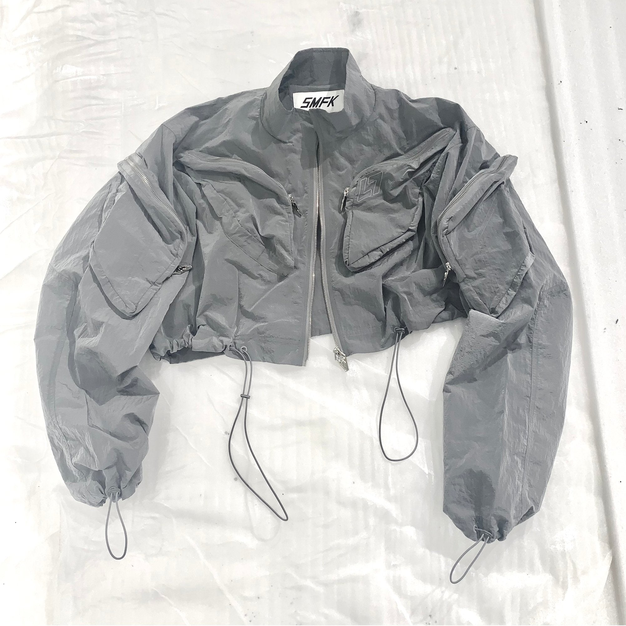 SMFK Ghost Work Jacket Dove | MADA IN CHINA