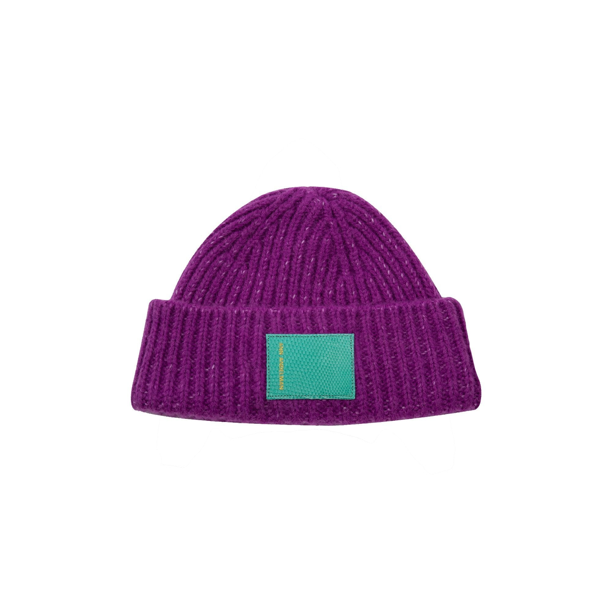 ANN ANDELMAN Knitted Beanie | MADA IN CHINA