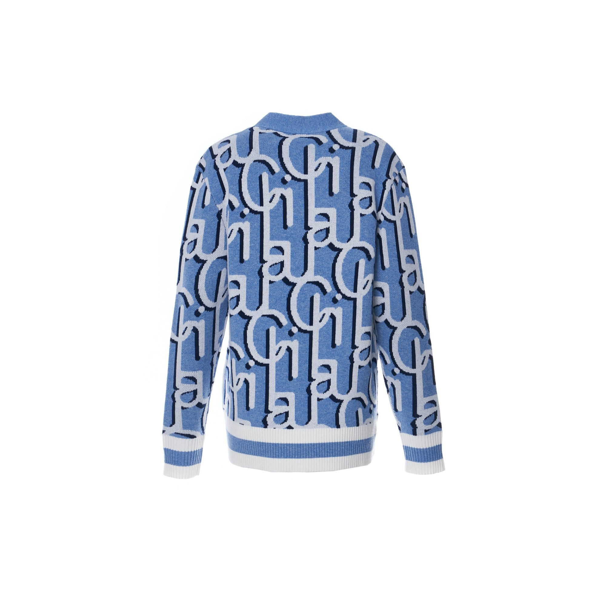 Laurence & Chico LauLau ChiChi Cashmere Cardigan | MADA IN CHINA