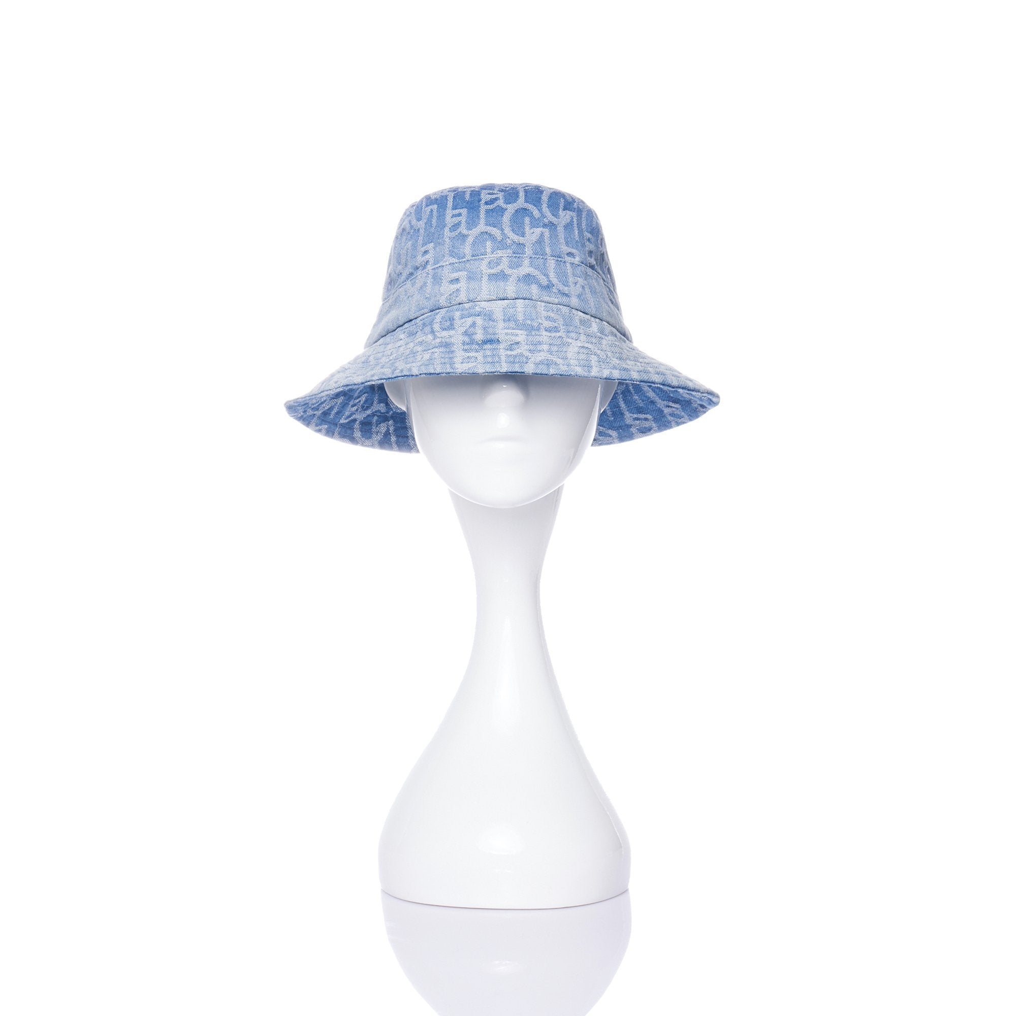 Laurence & Chico LauLau Chichi Ombre Jacquard Bucket Hat | MADA IN CHINA