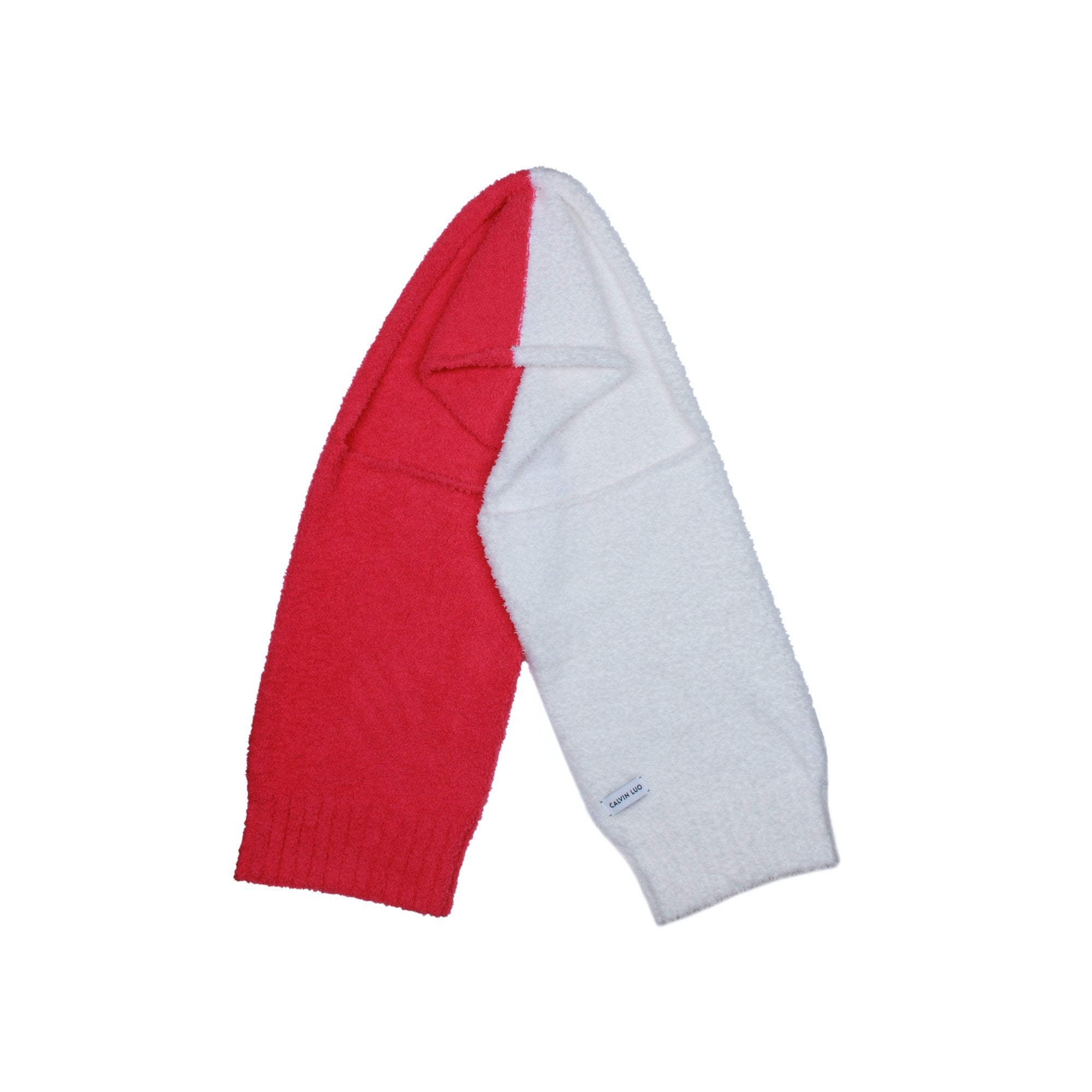 CALVIN LUO Lunar New Year Red Arm Sleeve Scarf | MADA IN CHINA