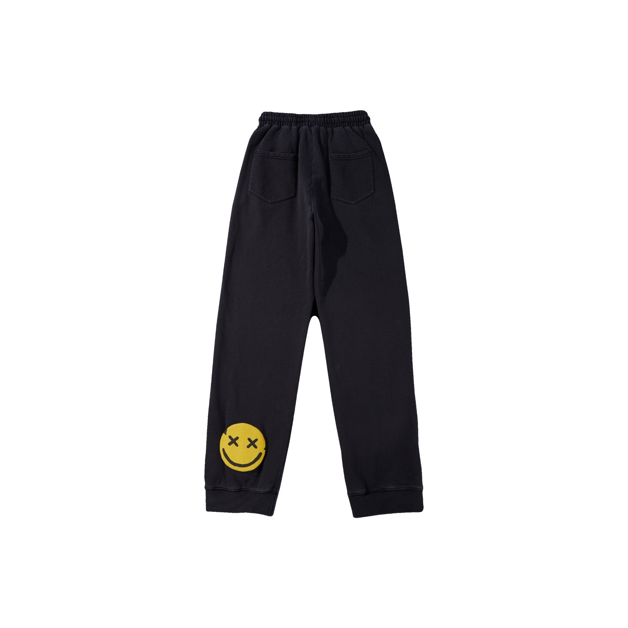 MAYHEM Nervis Black Puff-print Lounge Pants | MADA IN CHINA