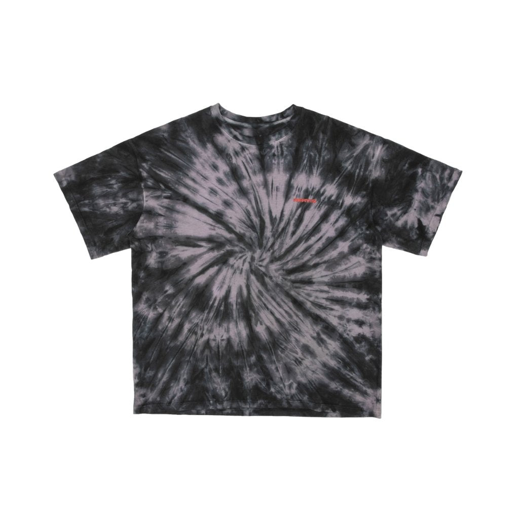 MAYHEM Nervis Black Tie-Dyed Tee | MADA IN CHINA