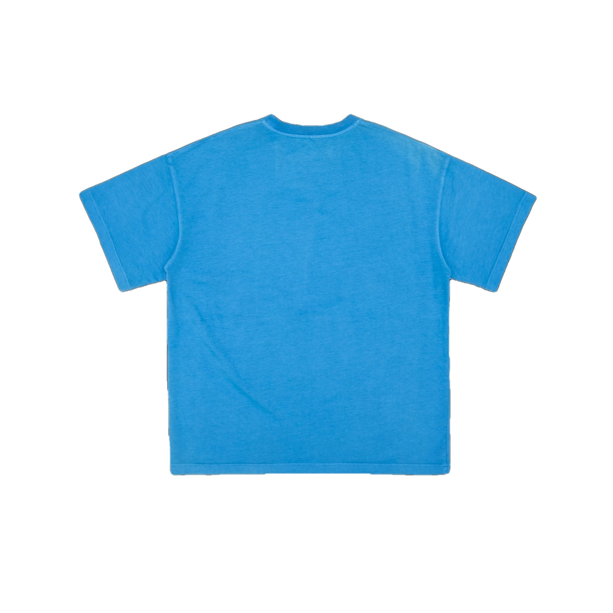 MAYHEM Nervis Blue Puff-Print Tee | MADA IN CHINA