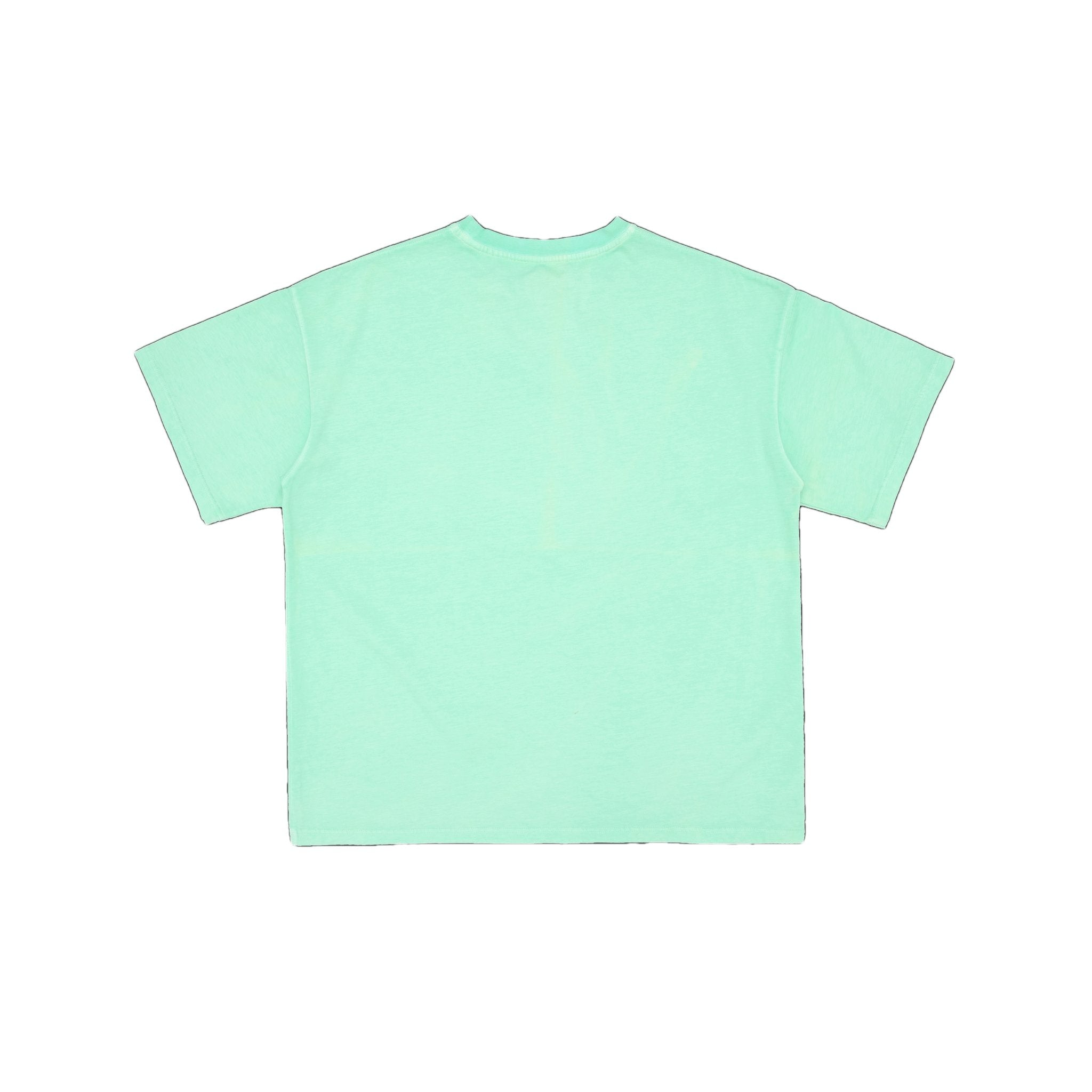 MAYHEM Nervis Green Puff-Print Tee | MADA IN CHINA