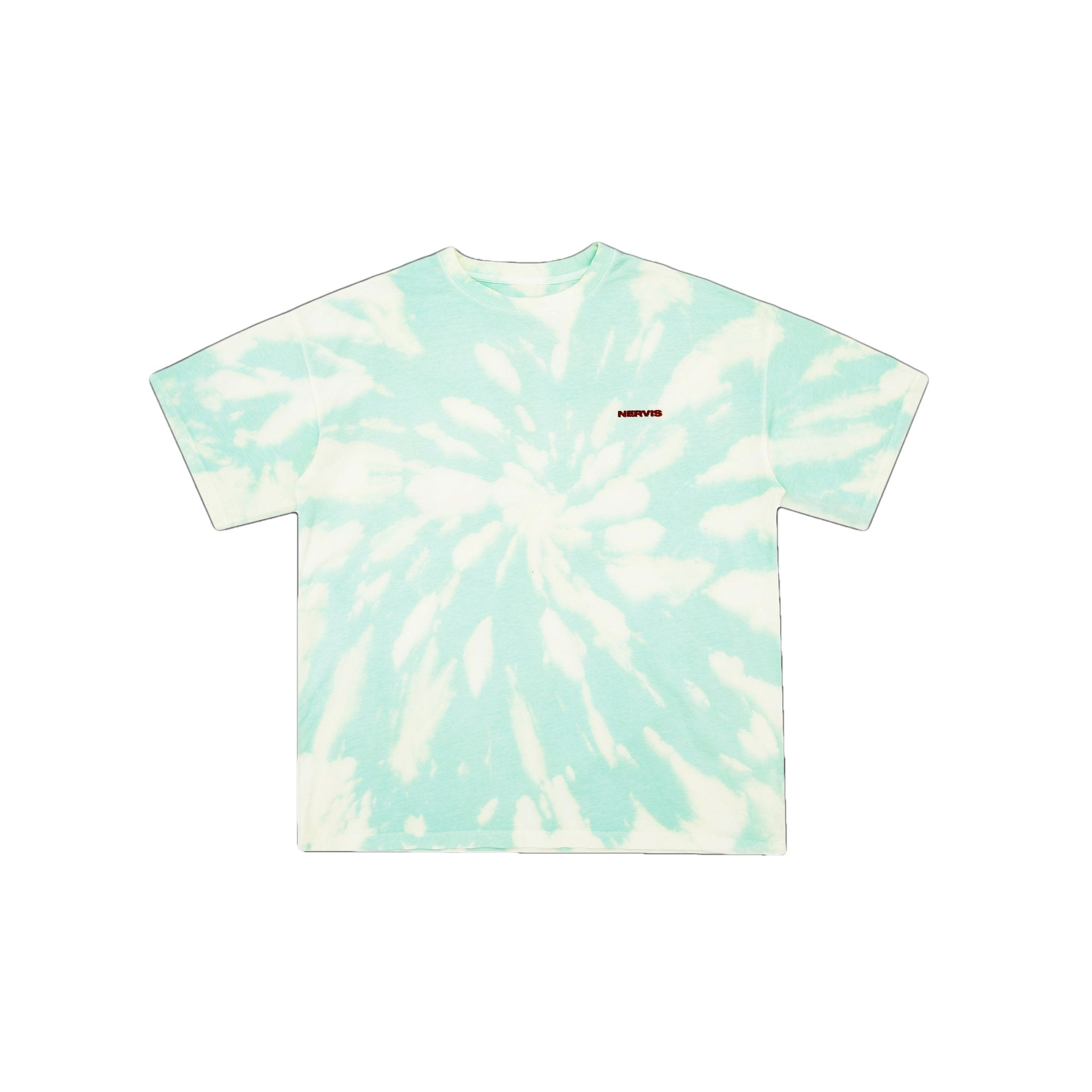 MAYHEM Nervis Green Tie-Dyed Tee | MADA IN CHINA