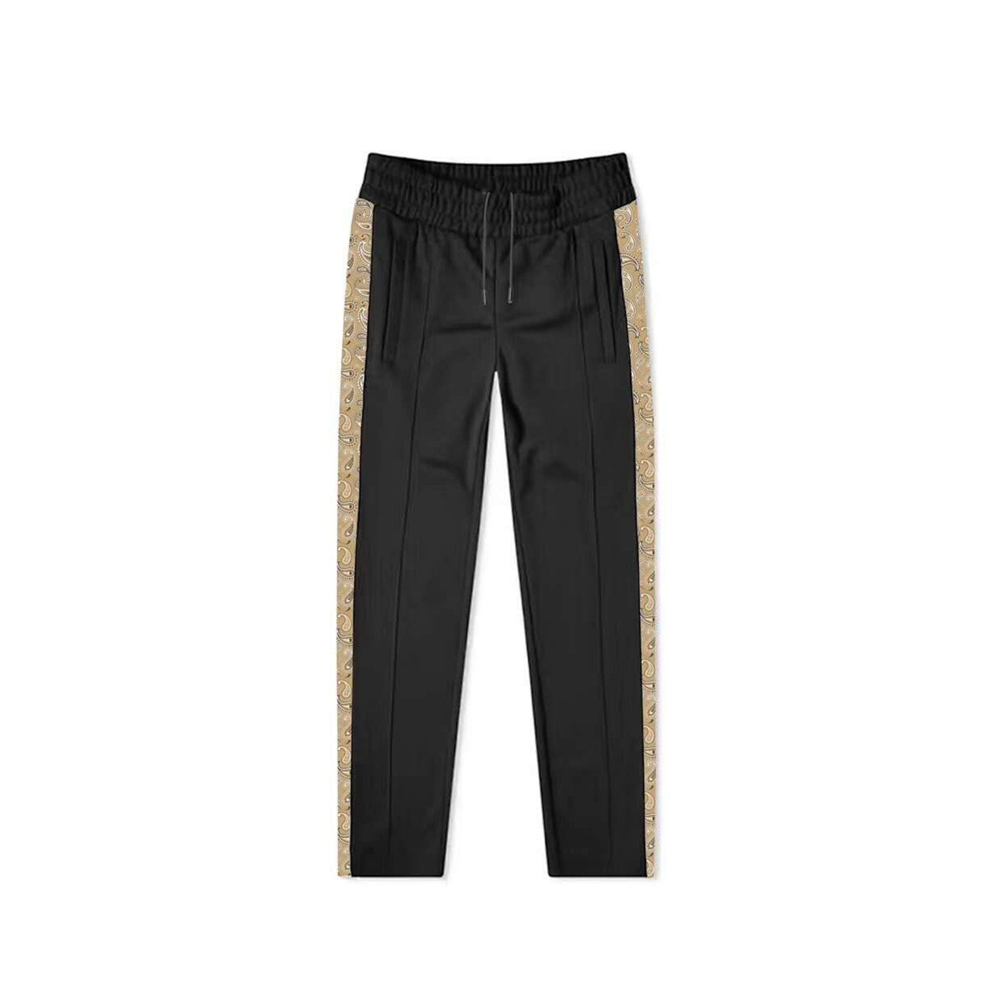 CHARLIE LUCIANO Paisley Pants | MADA IN CHINA