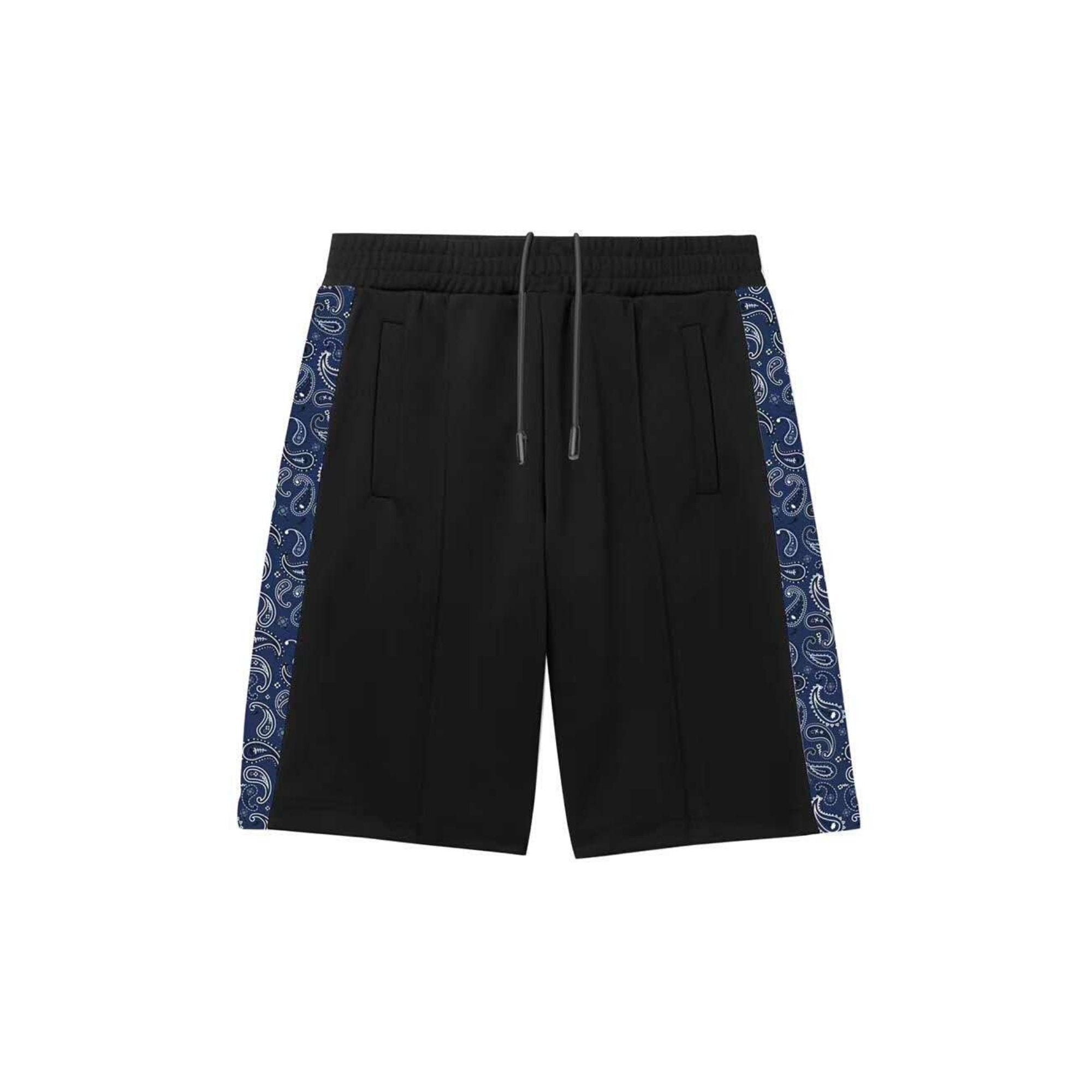 CHARLIE LUCIANO Paisley Shorts | MADA IN CHINA