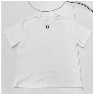 SMFK Permanent Tee Sky White | MADA IN CHINA
