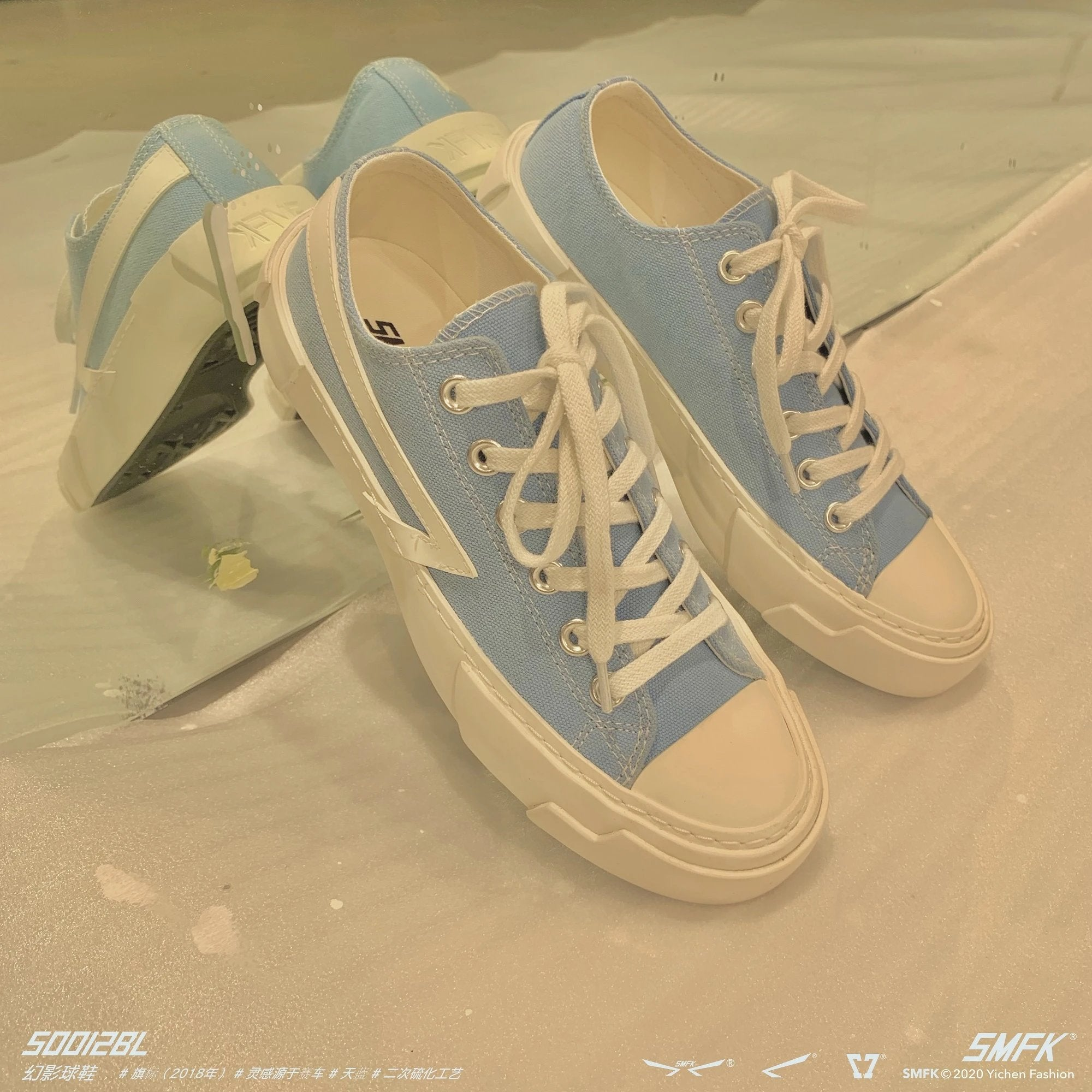SMFK Phantom Sneaker Blue | MADA IN CHINA