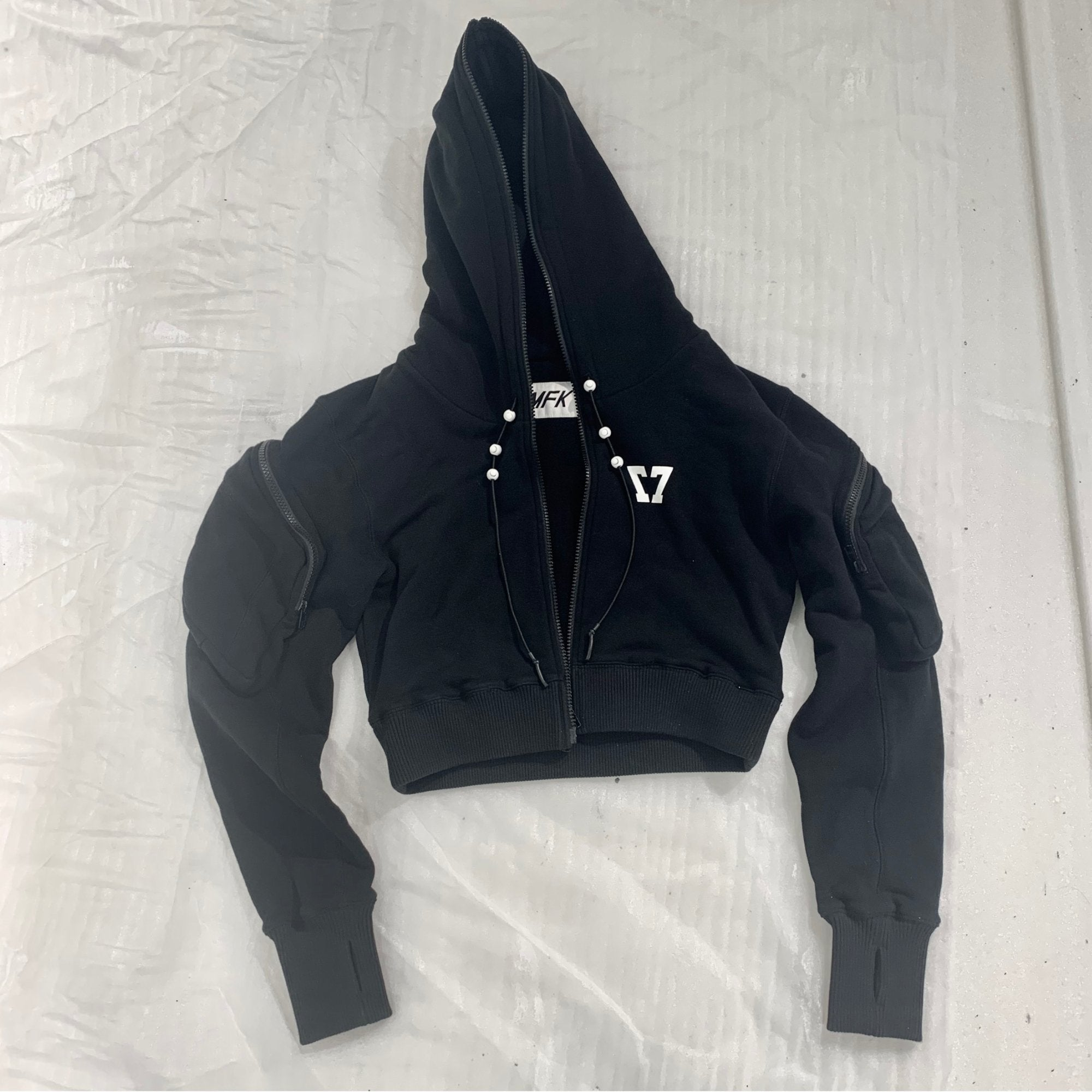SMFK Phantom Sport Hoodie Black | MADA IN CHINA