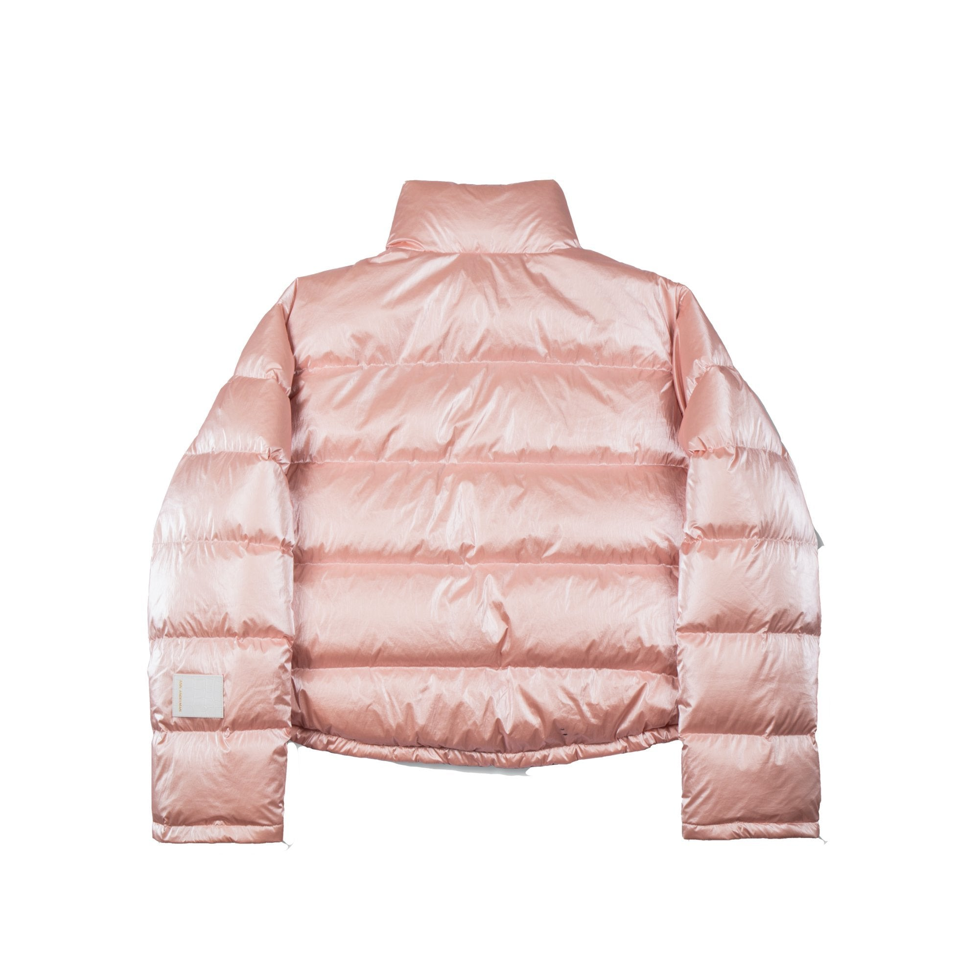 ANN ANDELMAN Pink Puffer Jacket | MADA IN CHINA