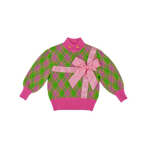 MOTOGUO Pink Surprise! Knitted Swaeter | MADA IN CHINA