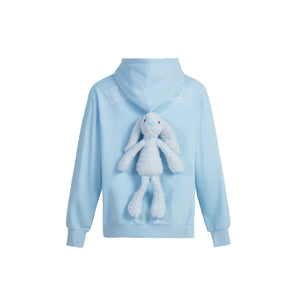 13 DE MARZO Plush Rabbit Toy Hoodie Quiet Tide | MADA IN CHINA
