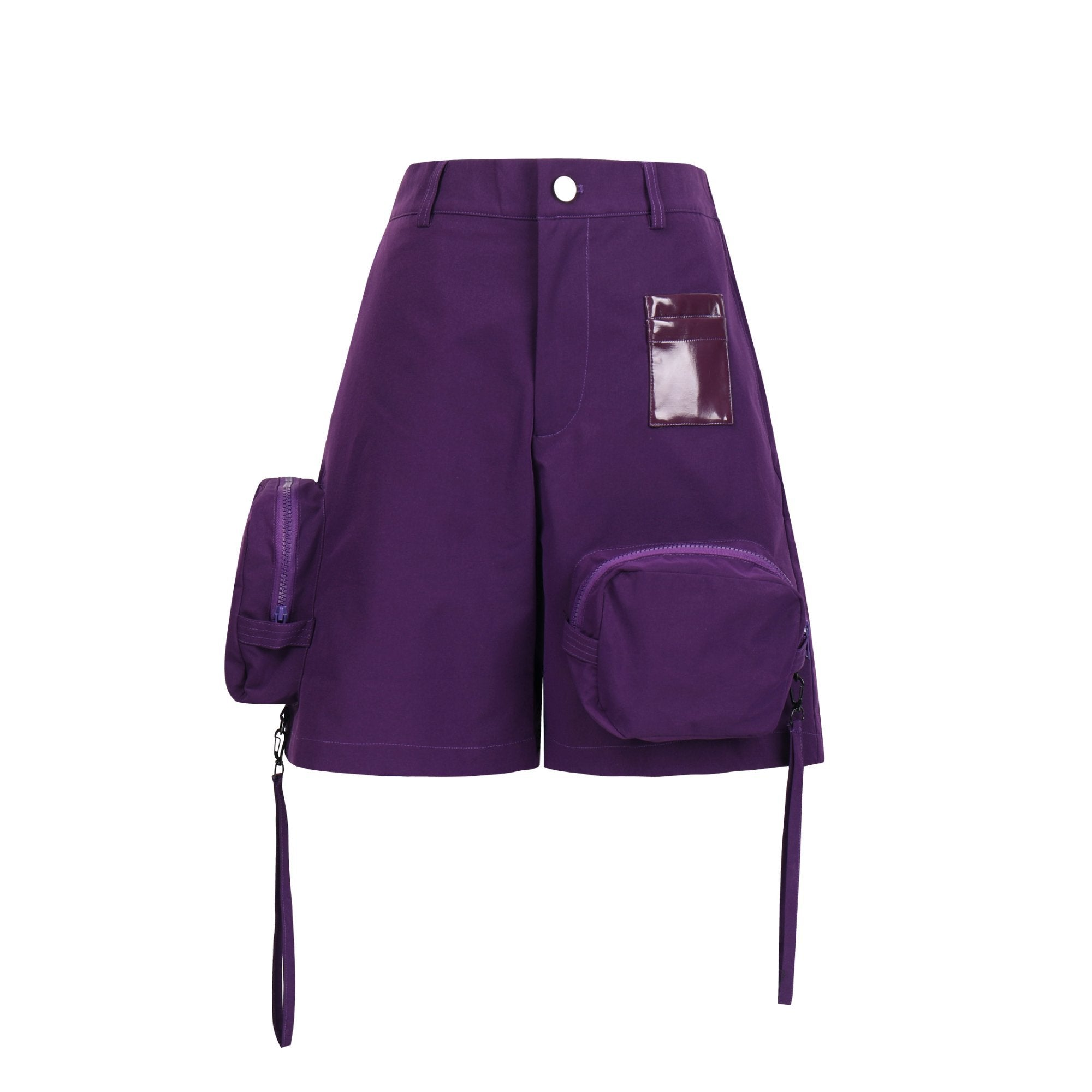 ONOFFON Purple CardHolder Shorts | MADA IN CHINA