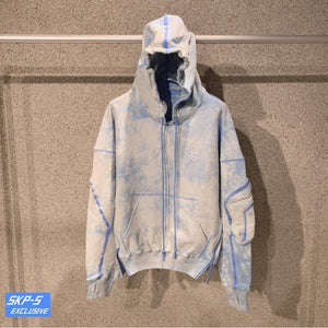 SMFK SKP-S Exclusive Sky Hoodie | MADA IN CHINA