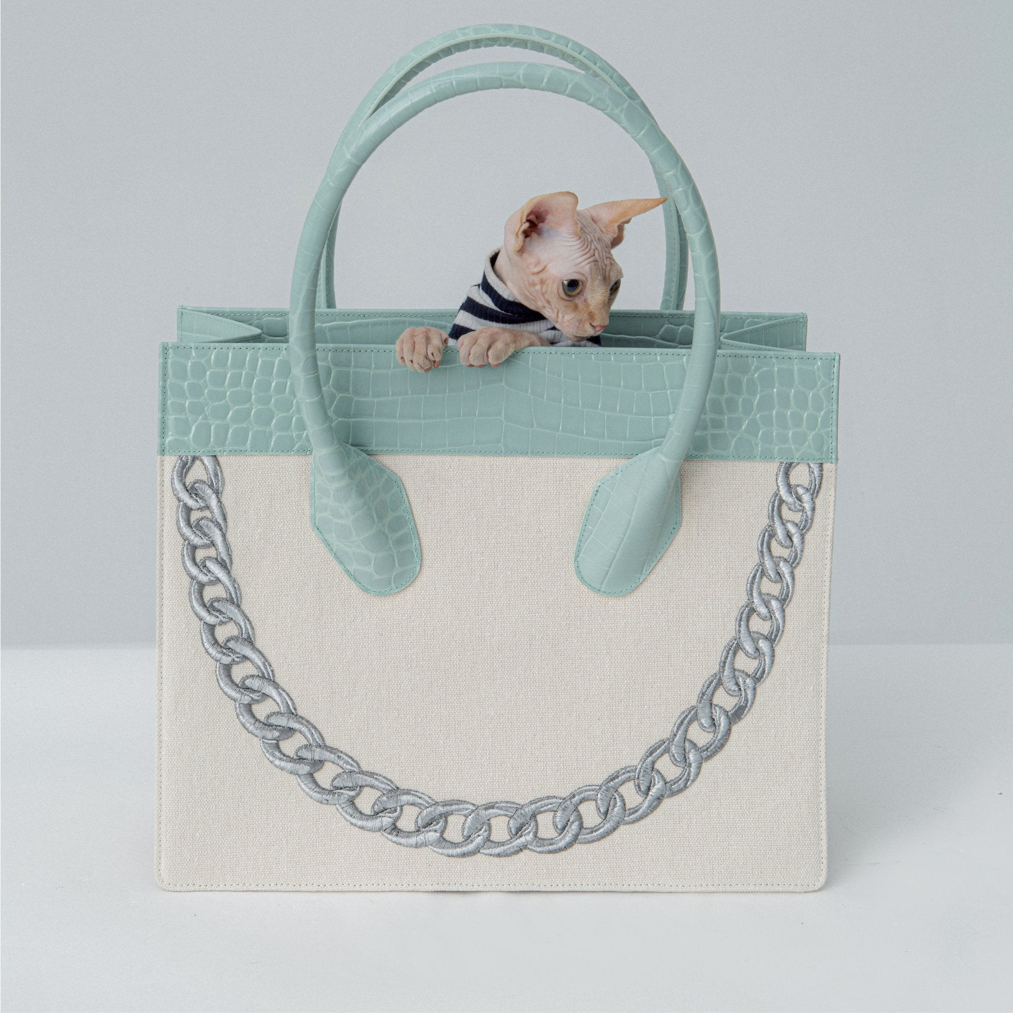 APEDE MOD Smiley Tote Green | MADA IN CHINA