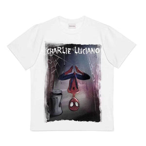 CHARLIE LUCIANO 'Spider Man' T-shirt | MADA IN CHINA