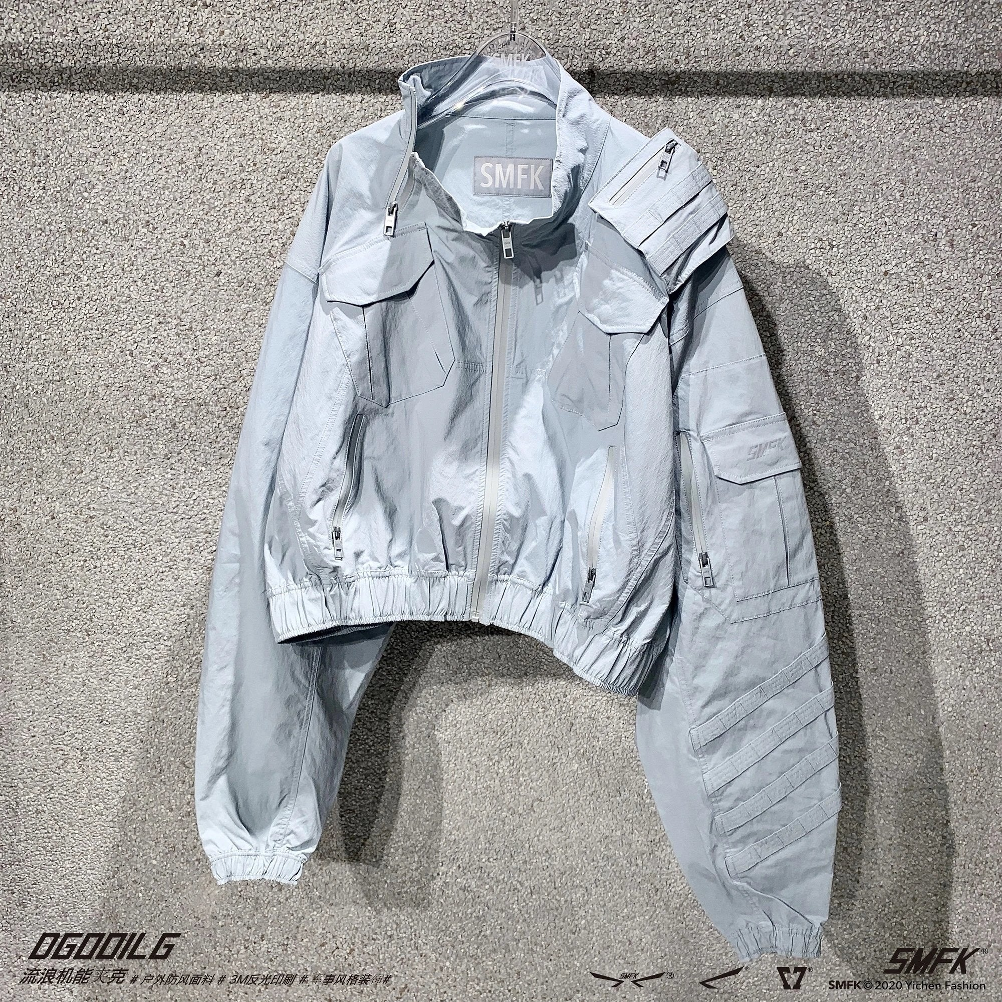 SMFK Strayed Jacket | MADA IN CHINA