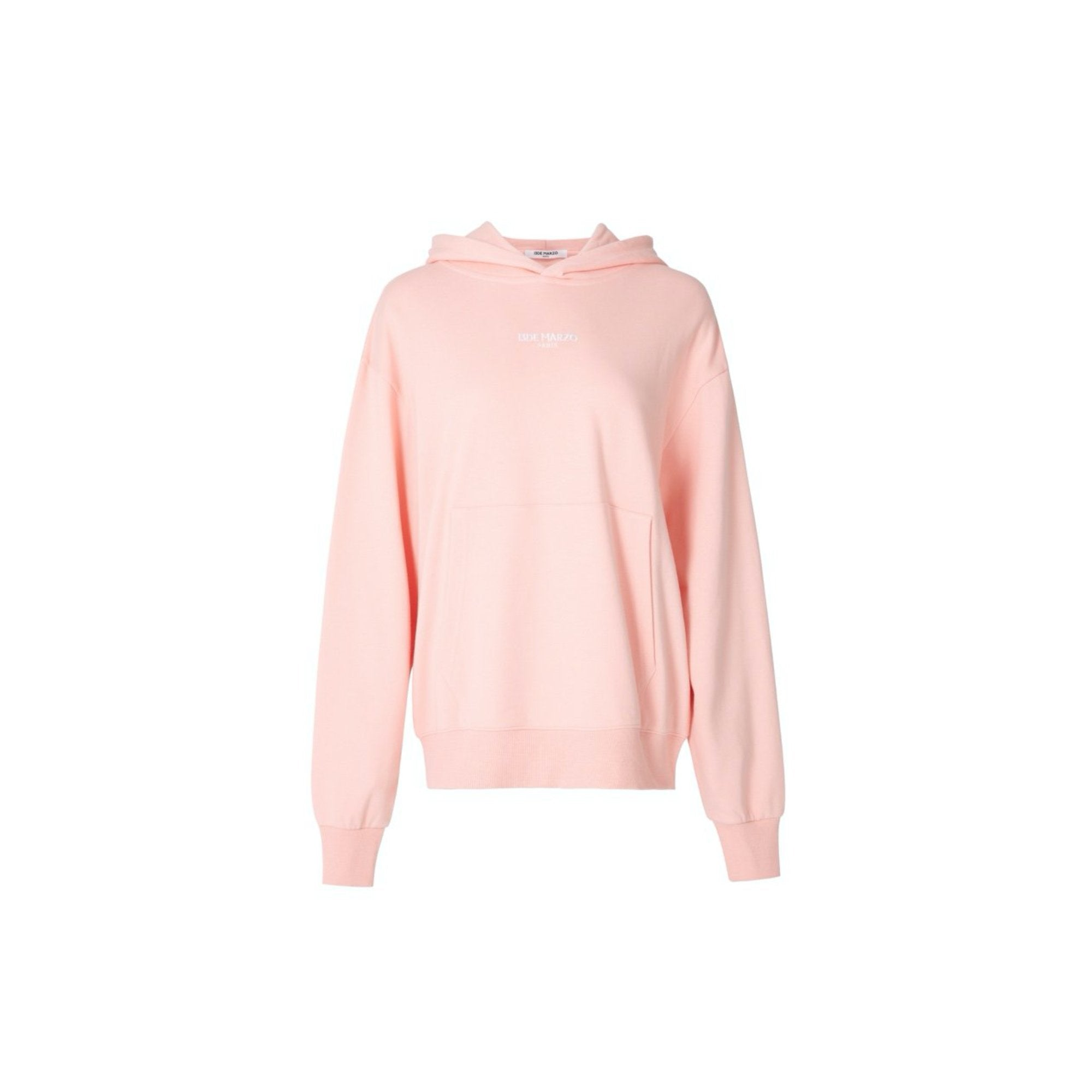 13 DE MARZO Teddy Bear Hoodie Pink | MADA IN CHINA