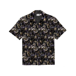 CHARLIE LUCIANO Thanos Short-Sleeve Shirt | MADA IN CHINA