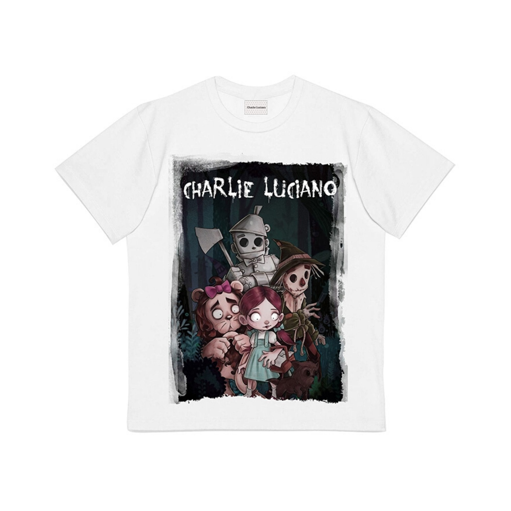 CHARLIE LUCIANO 'The Wonderful Wizard of Oz' Tee | MADA IN CHINA