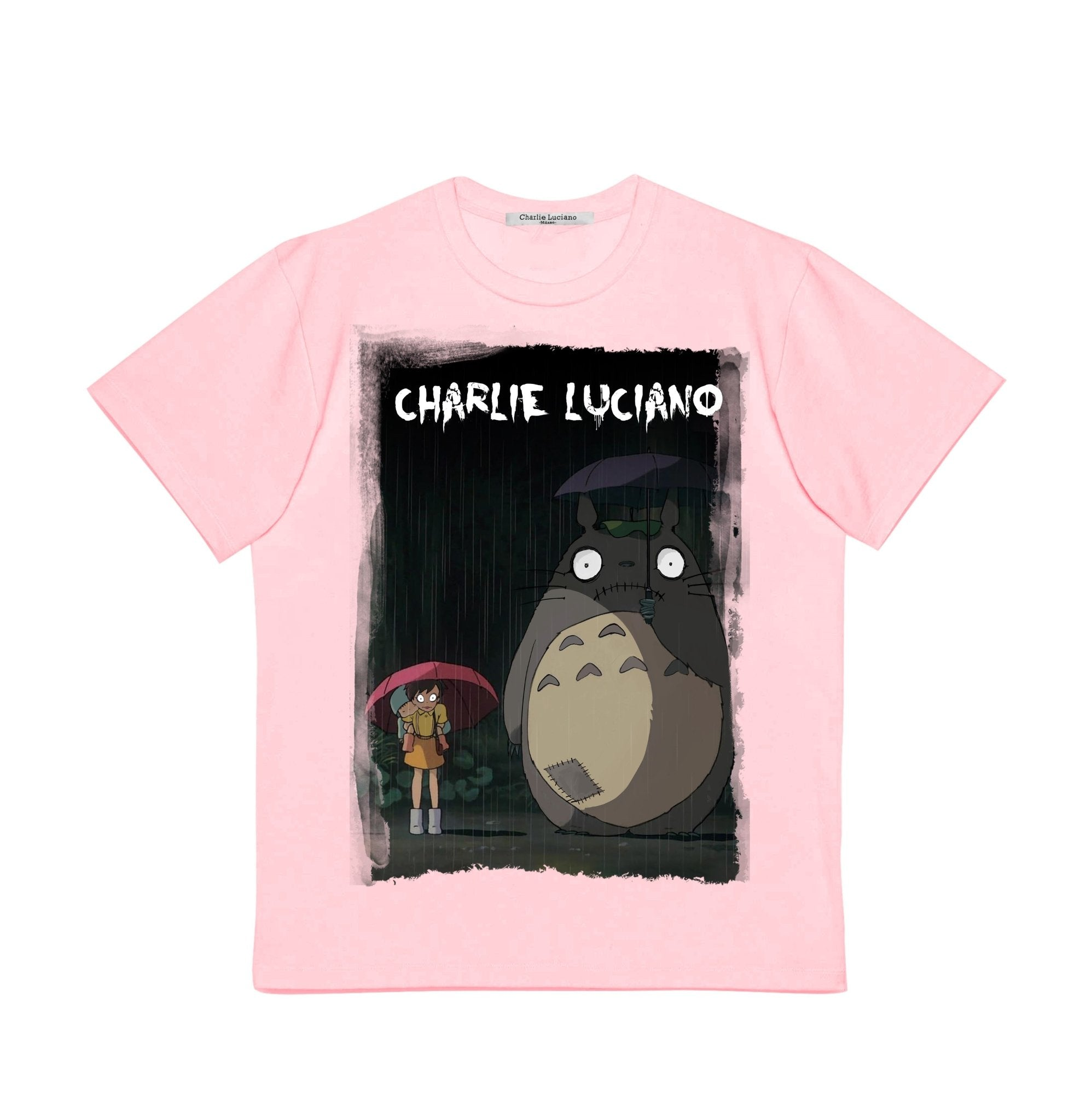 CHARLIE LUCIANO 'Totoro' T-shirt | MADA IN CHINA