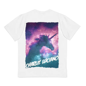 CHARLIE LUCIANO 'Unicorn' T-shirt | MADA IN CHINA