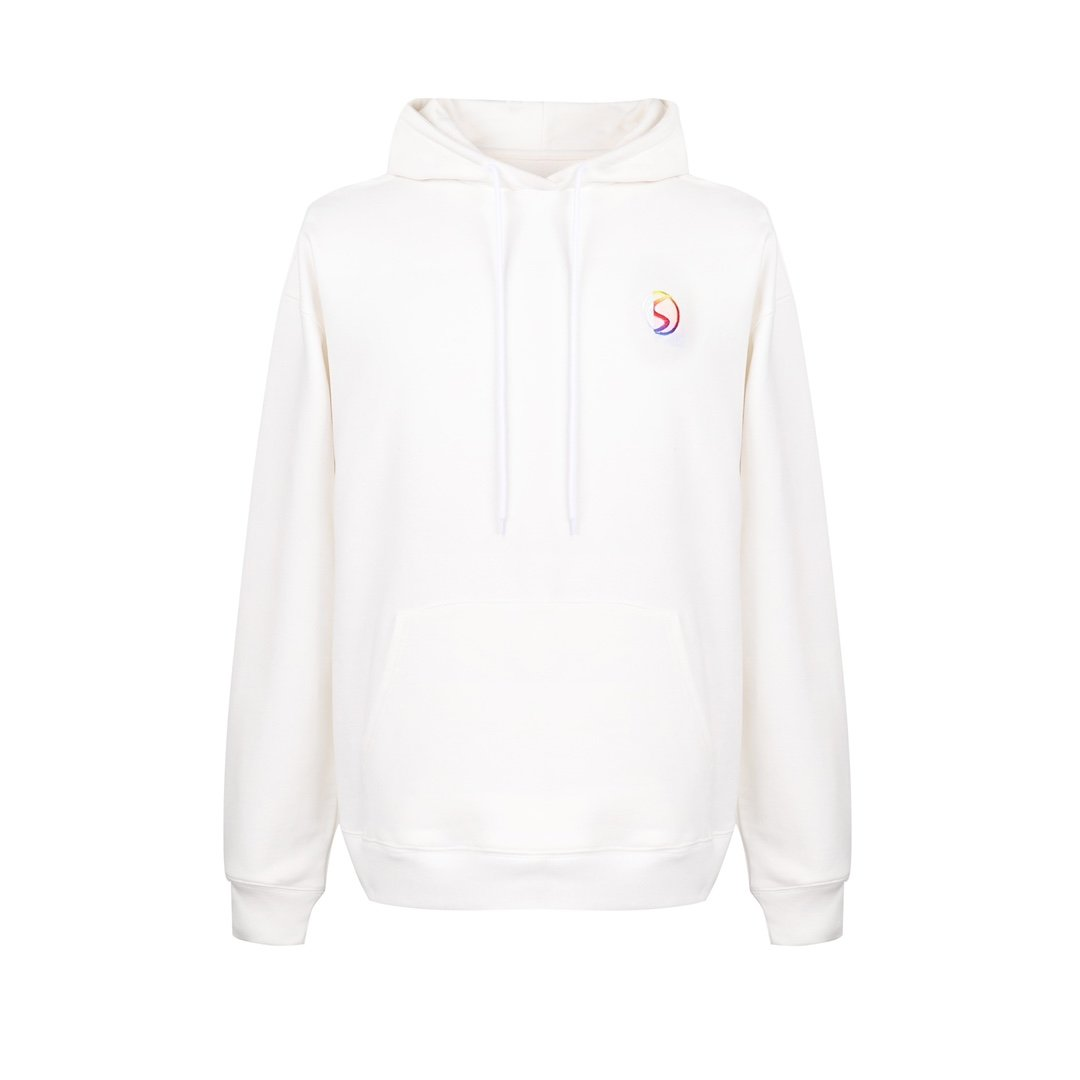 SASA MAX White Devil Girl Hoodie | MADA IN CHINA
