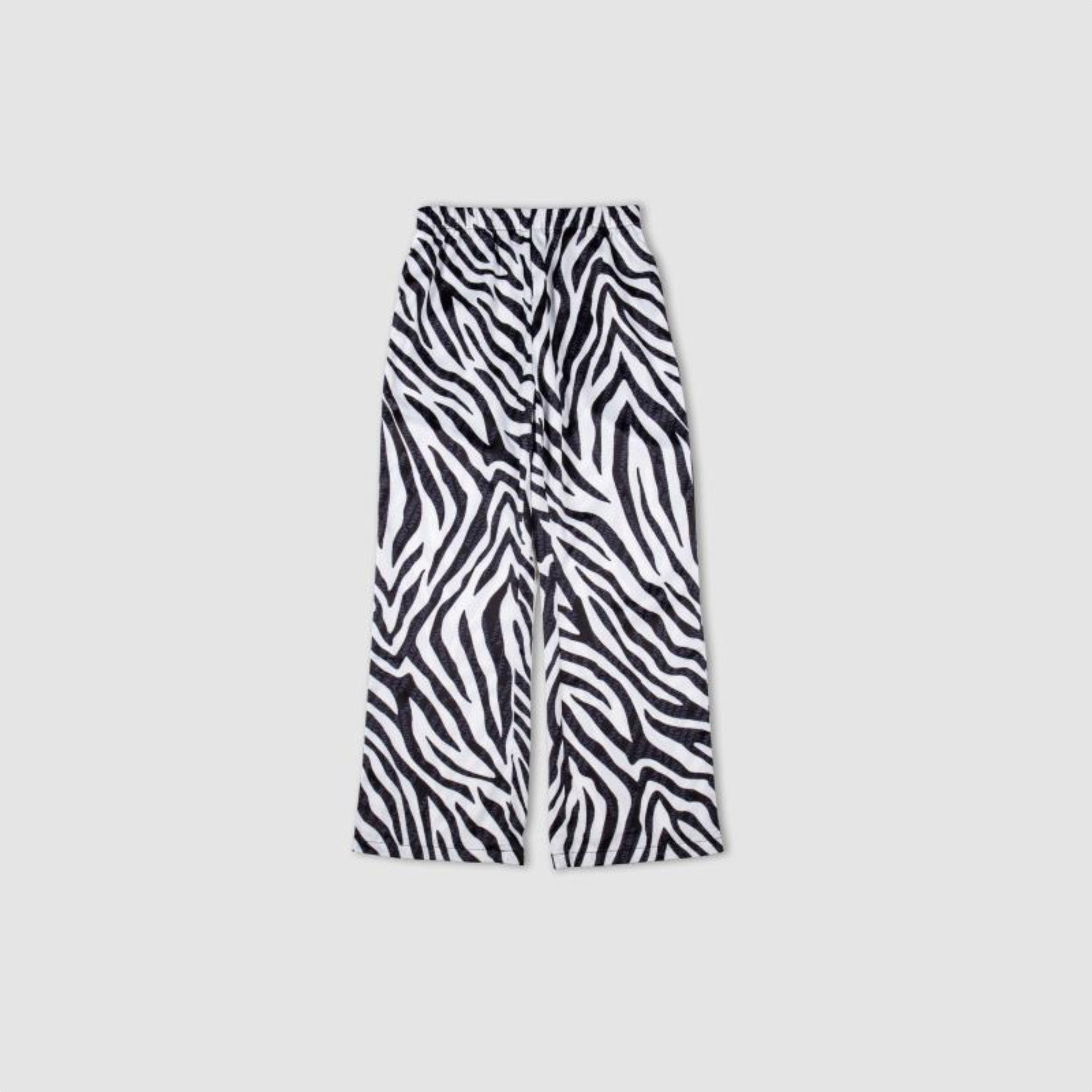 ANN ANDELMAN Zebra Pants | MADA IN CHINA