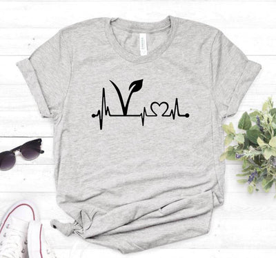 Vegan Street Wear T-Shirt For Women