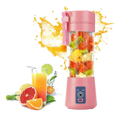 USB Charging Portable Multi-Blade Blender - LookVegan
