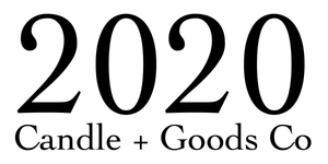 2020 Candle + Goods Co.