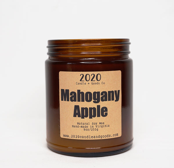 Mahogany Apple