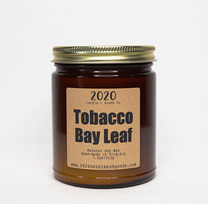 Tobacco + Bay Leaf