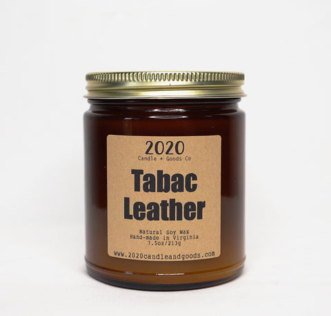 Tabac + Leather