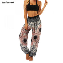 Load image into Gallery viewer, Beautiful Loose Yoga Trousers - Global Shipping - Use THANKYOU for 20% off Entire Order.