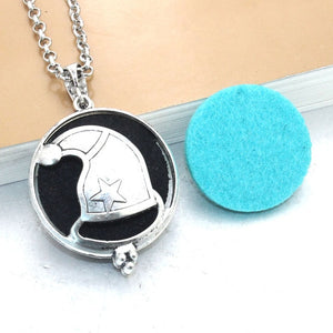 Essential Oil Aromatherapy Locket Necklace (With Pads) - Global Shipping - Use THANKYOU for 20% off Entire Order.