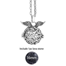 Load image into Gallery viewer, Essential Oil Vintage Glow Diffuser Necklace - Global Shipping - Use THANKYOU for 20% off Entire Order.