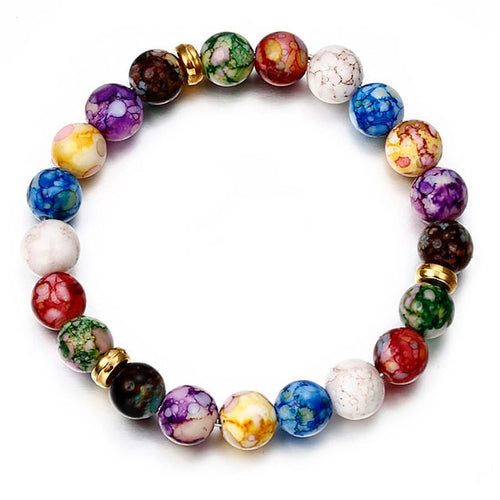Colorful Beaded Bracelets For Women - Global Shipping - Use THANKYOU for 20% off Entire Order.