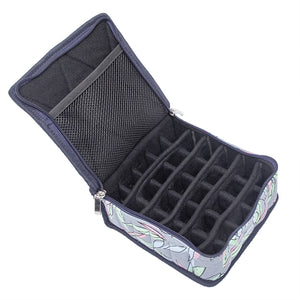 PERFECT - Essential Oil Carrying Case for 30 Bottles - Global Shipping - Use THANKYOU for 20% off Entire Order.