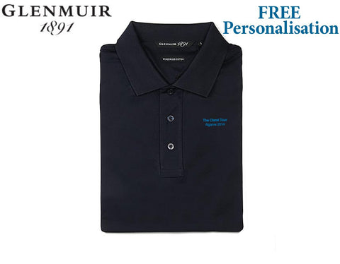 Glenmuir Merchiston Polo Shirt (RRP £44.00)
