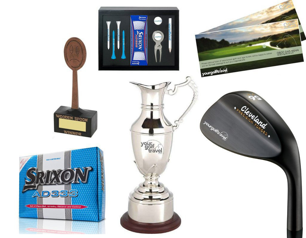 Society Prize Pack (RRP £299+)